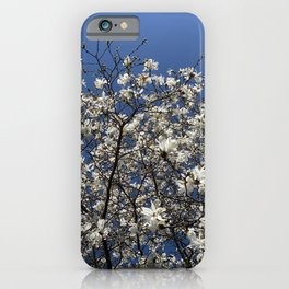 Lewes trees iPhone Case