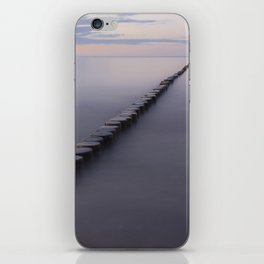 Breakwater iPhone Skin