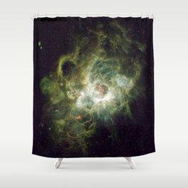 Star birth. Shower Curtain
