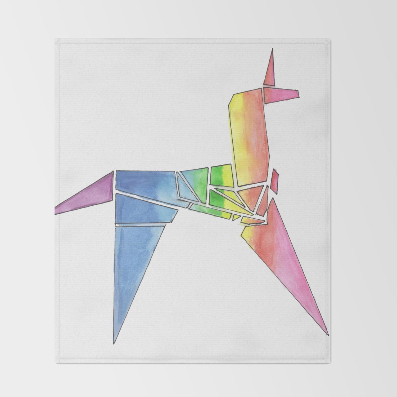 Origami Unicorn - Blade Runner