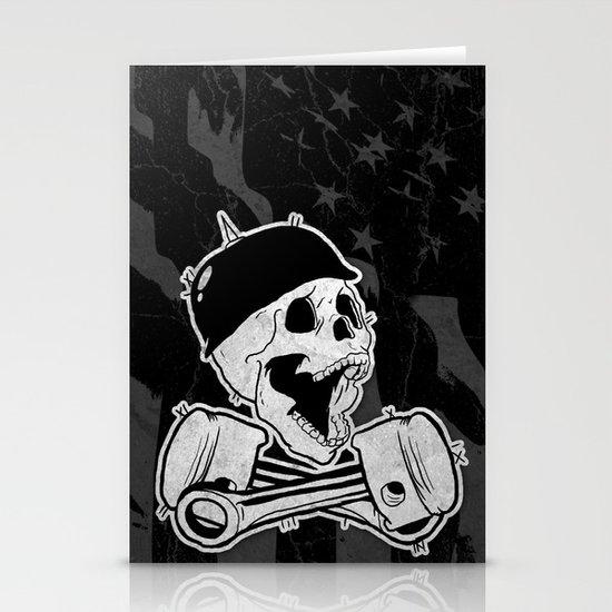 666% Stationery Cards