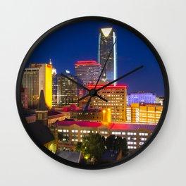 CITY F THUNDER 2 Wall Clock