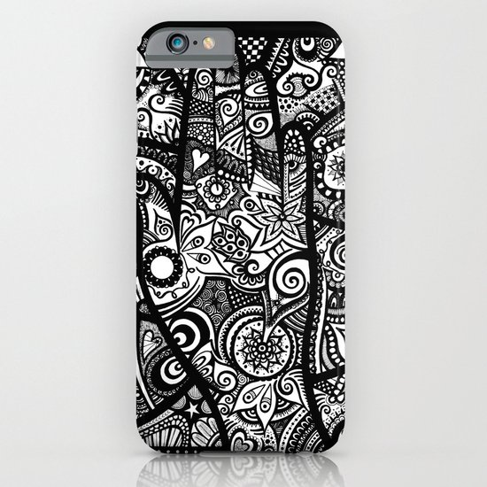 The hand of righteousness iPhone & iPod Case