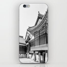 The King's Bed Chambers_Changdeokgung Palace iPhone Skin