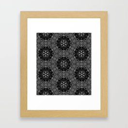 Pattern 1.3 Framed Art Print