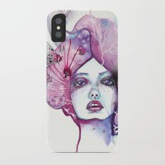 Lady Moon Slim Case iPhone X
