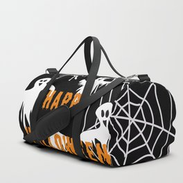Monsters Happy Halloween Duffle Bag