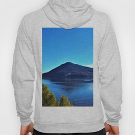 Through Water, Up Earth Hoody