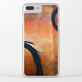 Sonoran Quest Clear iPhone Case