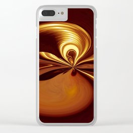 """""""Sounds"""" Clear iPhone Case"""