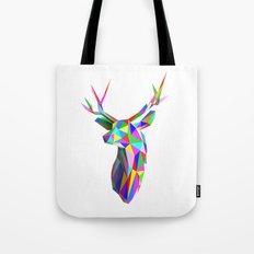 3D Stag Tote Bag