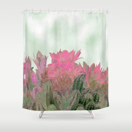 Succulenta Shower Curtain