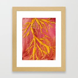 Roots Framed Art Print