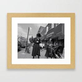 Boro Park Framed Art Print