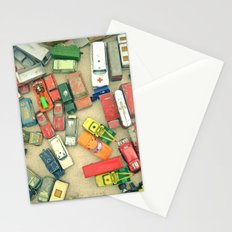 Traffic Jam Stationery Cards