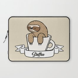 Sloffee Sloth Laptop Sleeve