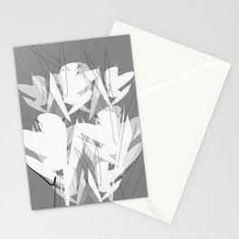 White Flowers  #society6 #decor #buyart Stationery Cards