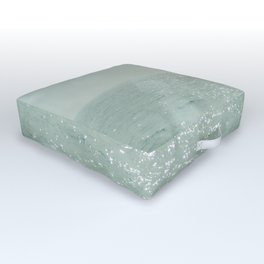 The Silver Sea Outdoor Floor Cushion