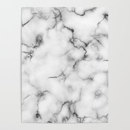 Marble Poster