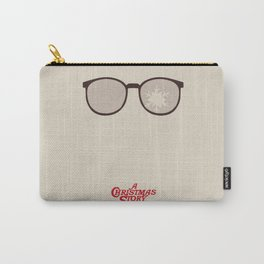 A Christmas Story - Minimal Carry-All Pouch