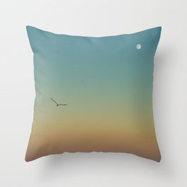 Moonage Daydream Throw Pillow
