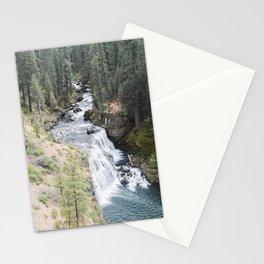 A Shortcut (McCloud Falls) Stationery Cards
