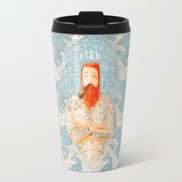 Sailor Travel Mug