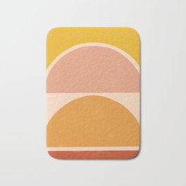 autumn sunshine 3 Bath Mat