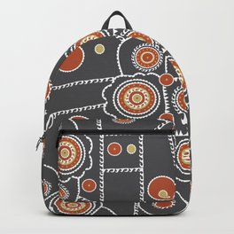 Halloween inspired Backpack