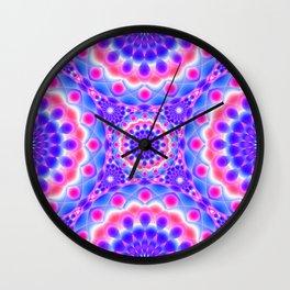Mandala Psychedelic Visions G220 Wall Clock