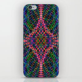 Diffract multi-color iPhone Skin