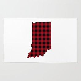Indiana - Buffalo Plaid Rug