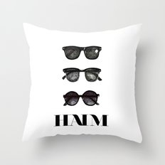 Haim Throw Pillow