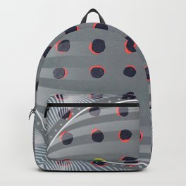 Dots - 3D circle Backpack
