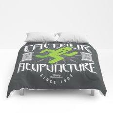Cactaur Acupuncture Comforters