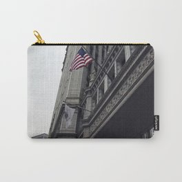 Wrigley Bulding Chicago Carry-All Pouch