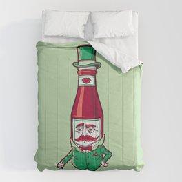 Sir Fancy Ketchup Comforters
