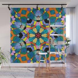 fractal V Wall Mural