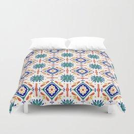 Moroccan Tiles Duvet Cover