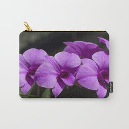 Orchid purple Carry-All Pouch