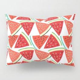 Sliced Watermelon Pillow Sham