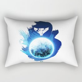Metroid Prime 3: Corruption Rectangular Pillow