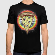 Insanity Slice Black X-LARGE Mens Fitted Tee