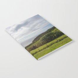 Coast of Ireland Notebook