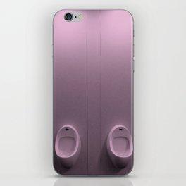 Urinal iPhone Skin