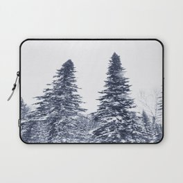 Fir-trees Laptop Sleeve