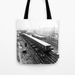 S-Bahn Berlin Tote Bag