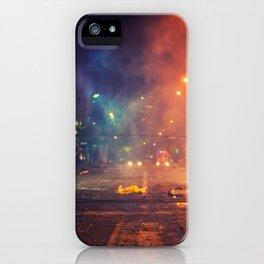 Nights of protest - Venezuela iPhone Case