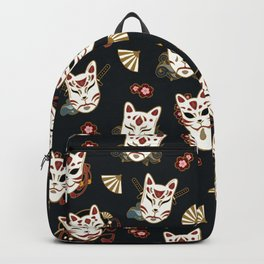 Kitsune Mood Masks Backpack