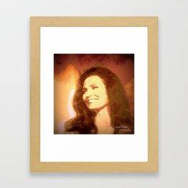 Kentucky Smile Framed Art Print